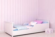 Mini Cama (QUAT REF.1920): 156,8cm(C) x 45,8cm(H) x 77,6cm(P) on Intercasa Móveis Infantis e Juvenis  https://site.intercasamoveis.com.br/moveis-infantis/camas/mini-cama/#sg1
