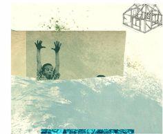 Collage.- beach  (casa na praia) - por Jelens - helena