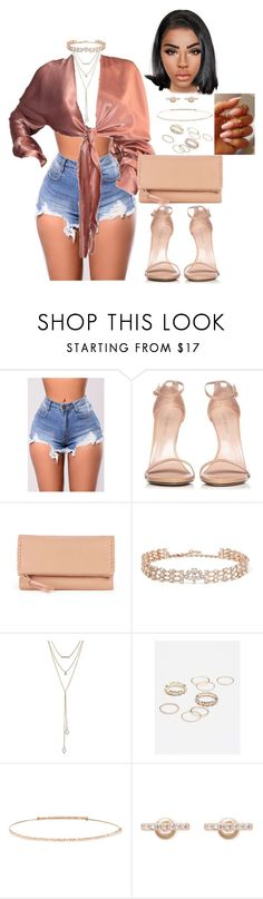 """""""Untitled #2717"""" by mrkr-lawson ❤ liked on Polyvore featuring Stuart Weitzman, Sole Society, Oscar de la Renta, SUGARFIX by BaubleBar, Free People, Isabel Marant and Astrid & Miyu"""