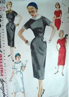 Vintage style from the 1950s
