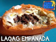 Ilocos Norte: Your guide to the best Ilocos empanadas Empanadas Recipe Dough, Dough Recipe, Pinoy Dessert, Filipino Recipes, Filipino Food, Ilocos, Philippines Food, Dumpling Recipe, Pinoy Food