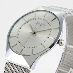 Relogio Feminino Stylish and Elegant Slimline Wristwatch.