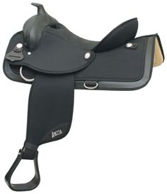 King Comfort Synthetic Gaited Horse Trail Saddle