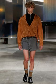 Prada Spring 2016 Menswear Fashion Show: Complete Collection - Style.com