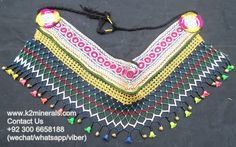 kuchi jewellery necklace Collar Tribal Fusion afghan kuchi necklace