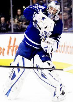 James Reimer • Toronto Maple Leafs James Reimer, Air Canada Centre, Maple Leafs Hockey, Ice Hockey Teams, National Hockey League, Toronto Maple Leafs, Nhl, Passion, Sports