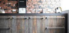 Binnenkijken: sloophouten keuken van 'Barnwood'