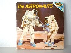 The Astronauts by Dinah L. Moche Vintage by zenmasterflash on Etsy