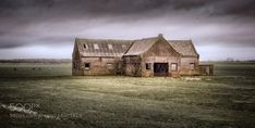 Old animal shed Schagen Holland by karelton Landscape Photography, Travel Photography, Photos Of The Week, Wonderful Places, Old Photos, Places To See, Holland, Landscapes, Shed