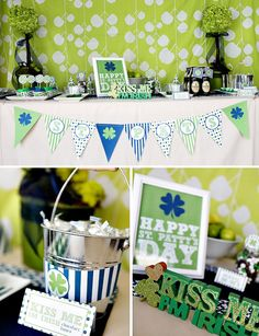 #St. Patrick's Day Party