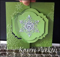 Altered Scrapbooking: Sizzix Flip-It - a blog full of fabulous flip-it cards. Yayy!