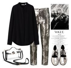 """littium"" by faye-valentine ❤ liked on Polyvore featuring Maison Margiela, Shakuhachi and Uniqlo"