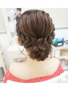 Pretty Hairstyles, Braided Hairstyles, Cool Haircuts For Girls, Fries, Prom Hair, Hair Cuts, Stylish, Hair Styles, Shabby Chic