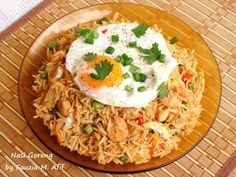Nasi Goreng | Fauzia's Kitchen Fun