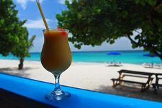 Jamaican Strawberry and Mango Daiquiri