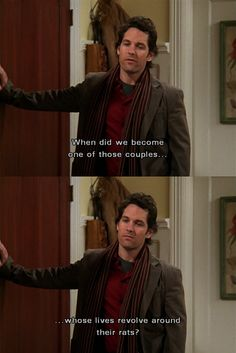 hehe Phoebe and Mike were probably my favorite couple in FRIENDS as amazing as that is
