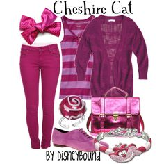 """Cheshire Cat"" by lalakay on Polyvore"