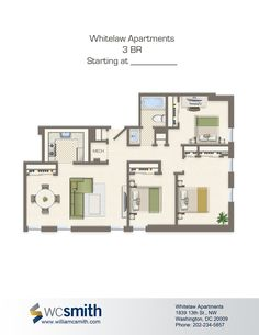 Whitelaw On Pinterest Washington Dc Apartments And