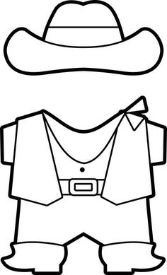The kids will have fun making these Printable Western Buddies Paper Dolls. After making these paper dolls the kids will have fun playing with the whole collection. Rodeo Crafts, Texas Crafts, Western Crafts, School Age Activities, Preschool Themes, Preschool Crafts, Kids Crafts, Cowboy Crafts Kids, Classroom Themes