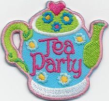 Image result for tea party badge