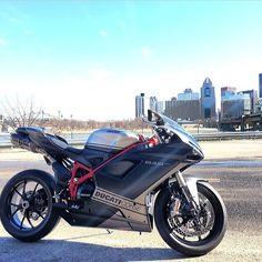 Ducati 848  Photo credit to @greggferg Hashtag #2WP for a chance to get featured. #motorbike #motorcycle #sportsbike #dirtbike #supermoto #yamaha #honda #suzuki #kawasaki #triumph #ducati #harleydavidson #aprilia #ktm #bmw #buell #husqvarna #r1 #r6 #gsxr #cbr #848 #photography #panigale #monster #streettriple #daytona #bikelife #TwoWheelPassion