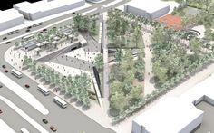 Remodelación Plaza Maipú / Mobil Arquitectos + LMB & TRI Arquitectura