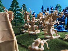 LOD Greek warriors defend their camp as the Trojans press forward. Plastic Toy Soldiers, Press Forward, Greek Warrior, Old Toys, Physical Fitness, Baby Toys, Little Ones, Children, Kids