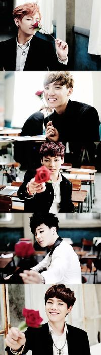 """BTS """"Boy In Luv"""" 