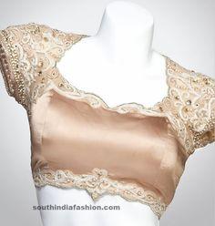 satya paul - blouse design