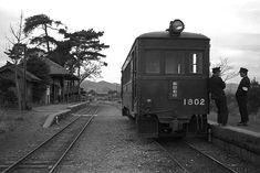 遠州鉄道奥山線1958年