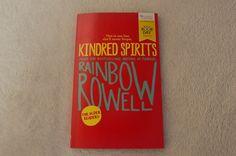 Resenha: Kindred Spirits - Rainbow Rowell   Cidade das Cerejas