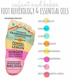 As a massage therapist for the last 12 years, I've used reflexology to help . As a massage the Essential Oil On Feet, Essential Oils For Babies, Essential Oils Guide, Essential Oil Uses, Young Living Essential Oils, Essential Oil Diffuser, Essential Oils For Chakras, Essential Oils For Pregnancy, Baby Massage