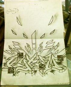 Graffiti Blackbooks