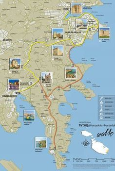 Walking in Malta: The Best Hiking Trails