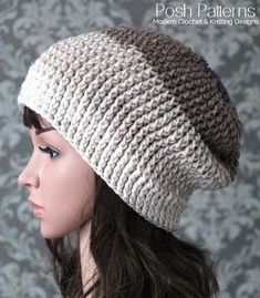 f23676c9508 easy crochet hat pattern Ribbed Crochet