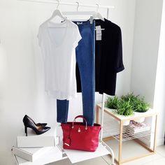 BAG TOTE RED I MONASHE.PL - Sklep internetowy z modna odzieza.