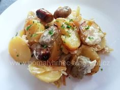 Potato Salad, Crockpot, Potatoes, Ethnic Recipes, Food, Ph, Fitness, Slow Cooker, Potato