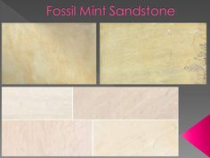 Fossil Mint sandstone Bhandari Marble World Fossil Mint sandstone is a premium quality natural Indian sandstone which is very light in complexion. With white sandy buff colours, complimented by rusty browns, hints of pink and of course the beautiful unique fossilised markings. The fossilised markings found in this stone which give it its name are actually mineral deposits and give character and individuality to each slab within the patio. A very intriguing and classy looking stone that fits…