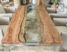 wooden table (2) - TopDesignIdeas