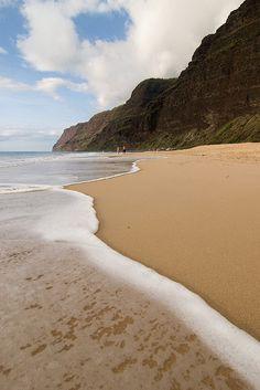 Polihale Beach Park - Hawaii