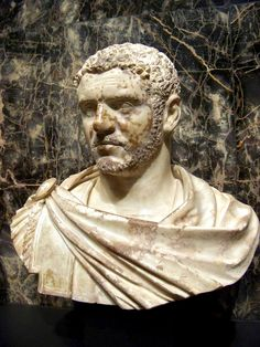 The Emperor Caracalla (ruled 198 - 217 A.D.) | by Piedmont Fossil