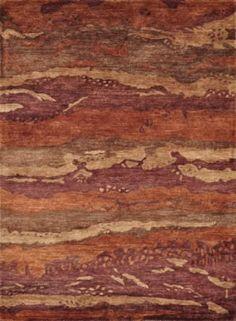 Loloi Eternity EY-03 Spice - Rust Area Rug