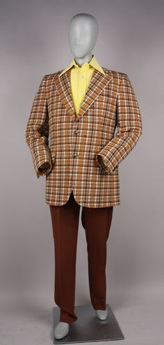 Jacket, July 10, 1973. 2004.295.4. American Textile History Museum.