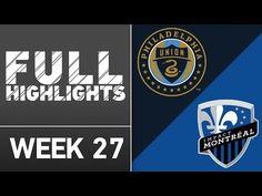 Philadelphia Union vs Montreal Impact Highlights | MLS September 11, 2016