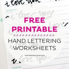 Free Printable Alphabet Stencil Letters Template Art