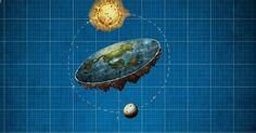 A Terra é Mesmo Plana?