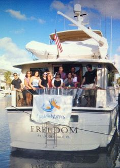 Freedom Classic Yacht Charters/FWF