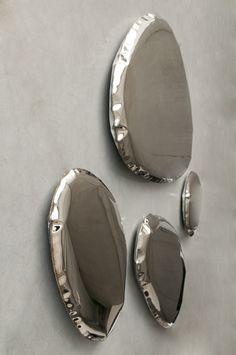 Round Mirror Ideas. More case goods inspirations: http://www.brabbu.com/en/inspiration-and-ideas/