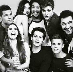 Teen wolf crew