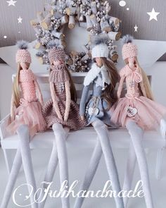 "499 Likes, 18 Comments - Julihandmade • est 2014 • SPb (@julihandmade) on Instagram: ""Чьи-то подарочки ♡"""